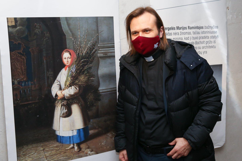 Algirdas Toliatas.<br>R.Danisevičiaus nuotr.