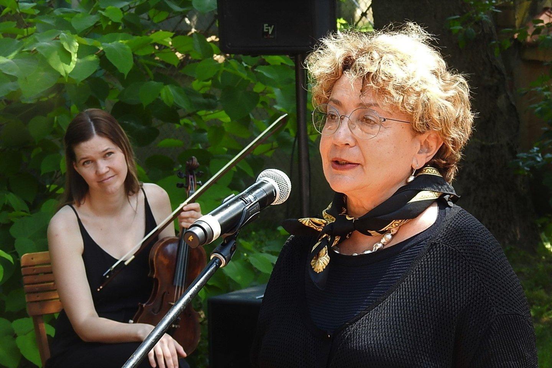 """F.Kukliansky: """"Purimas – žydų džiaugsmo šventė"""".<br>G.Pilaičio nuotr."""