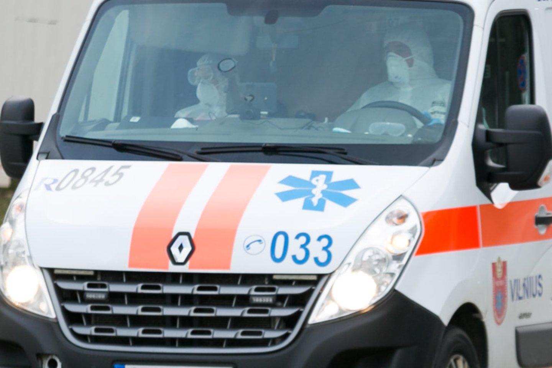 Bendrasis pagalbos centras perima skambučius greitosios medicinos pagalbos tarnybos telefono numeriais Vilniaus ir Utenos apskrityse.<br>T.Bauro asociatyvi nuotr.