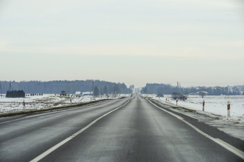 Oro temperatūra – nuo 3 iki 8 laipsnių šilumos, vietomis – iki 10 laipsnių šilumos.<br>V.Ščiavinsko nuotr.