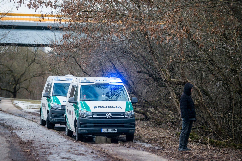 Policija<br>J.Stacevičiaus nuotr.
