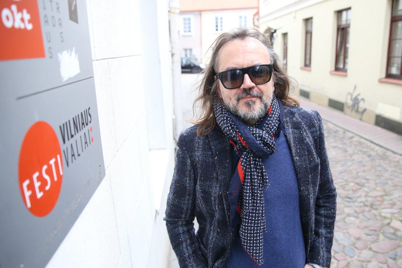 Oskaras Koršunovas<br>R.Danisevičiaus nuotr.