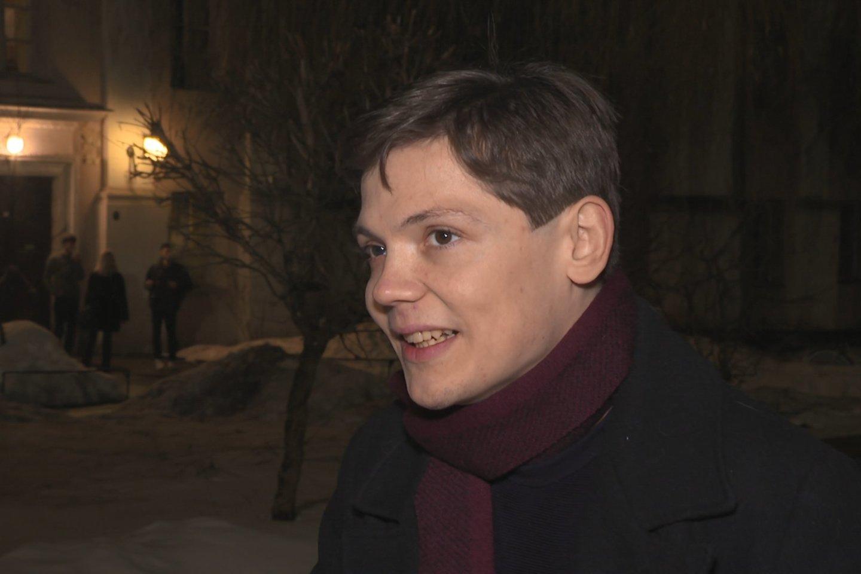 Marius Povilas Elijas Martynenko.<br>LR archyvo nuotr.