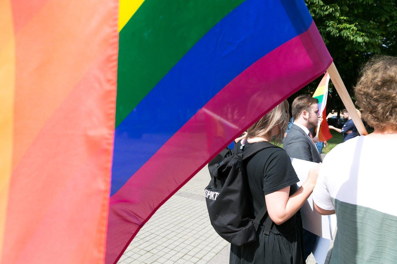 LGBT bendruomenė<br>T.Bauro nuotr.