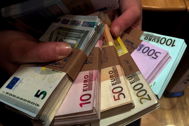 """Prezidento A.Brazausko žentui, """"Vaisingumo klinikos"""" vadovui A.Usoniui pareikšti įtarimai byloje dėl galimai neapskaitytų apie milijono eurų pajamų, o jo žmona A.Brazauskaitei-Usonienė įtariamąja kol kas nefigūruoja.<br>V.Ščiavinsko nuotr."""