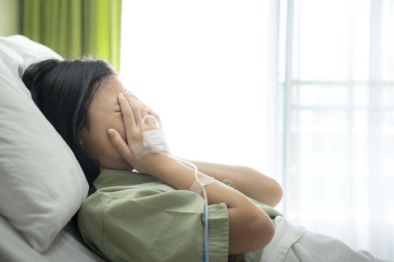 Po vyro smūgio moteris atsidūrė ligoninėje.<br>123rf.com asociatyvioji nuotr.