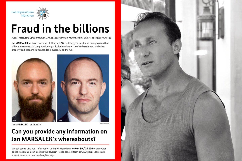 Verslo santykių turėjusių veikėjų keliai pastaruoju metu išsiskyrė: J.Marsalekas (nuotr. kairėje), kurio ieško Vokietijos policija, greičiausiai pasislėpė Rusijoje, o A.Khawaja Lietuvoje laukia teismo sprendimo dėl jo ekstradicijos į JAV.<br>lrytas.lt montažas.