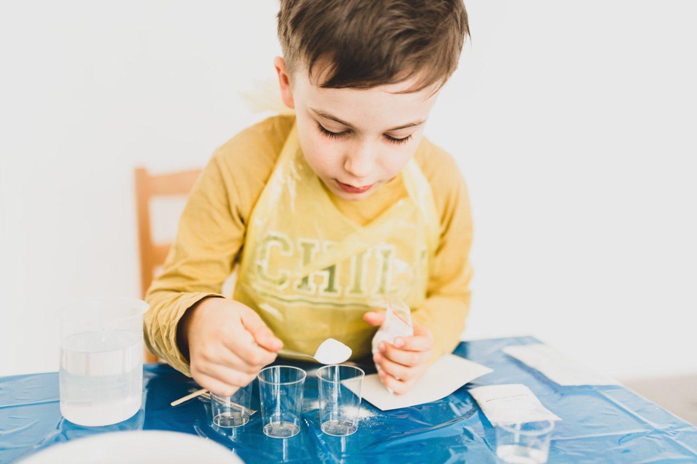 """Gabių vaikų apibūdinimas apima ir kūrybiškumą, nestardinį mąstymą, naujų idėjų generavimą, netradicinių sprendimų radimą.<br>""""Pexels"""" nuotr."""