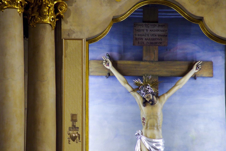 Pasak V.Malinausko, tiek kunigams, tiek pačiai bažnyčiai labiausiai rūpi dvasinė ir moralinė gerovė, tad religinė bendruomenė turi teisę viešai reikšti savo įsitikinimus.<br>V.Ščiavinsko nuotr.