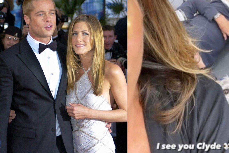 J.Aniston asmenukė patraukė didžiulį dėmesį.<br>Lrytas.lt koliažas.