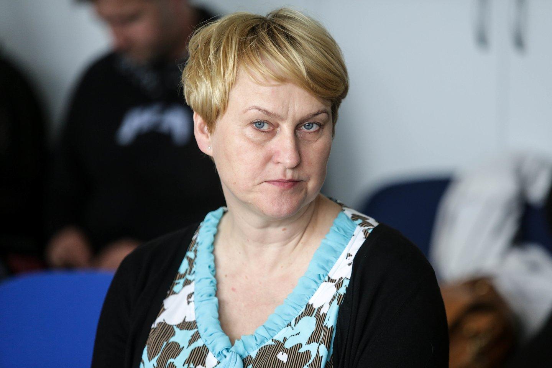 Neseniai Konstitucinio teismo teisėja tapusi G.Lastauskienė jau spėjo prieštaringai pasižymėti.<br>V.Balkūno nuotr.