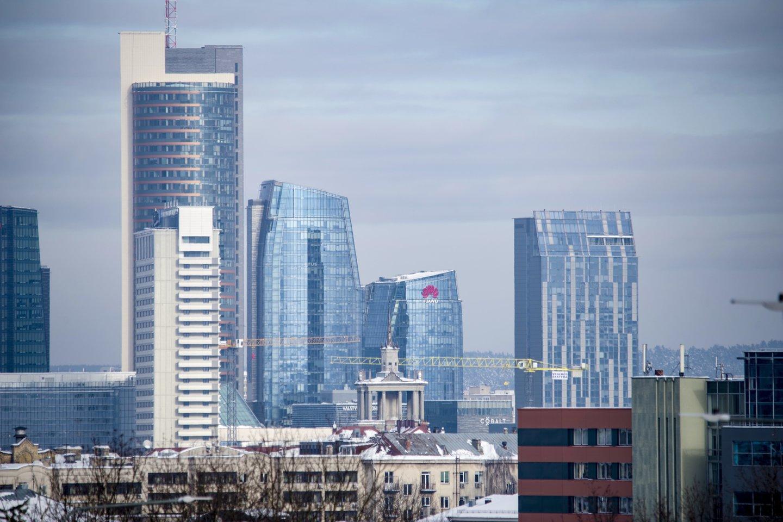 Vasaris – trumpiausias metų mėnuo, tačiau tai nesutrukdė nekilnojamojo turto (NT) vystytojams Vilniuje pasiekti naują rekordą – susitarta dėl 703 naujų butų pardavimo (723 nauji susitarimai, 20 anksčiau sudarytų susitarimų atšaukimų).<br>V.Ščiavinsko nuotr.