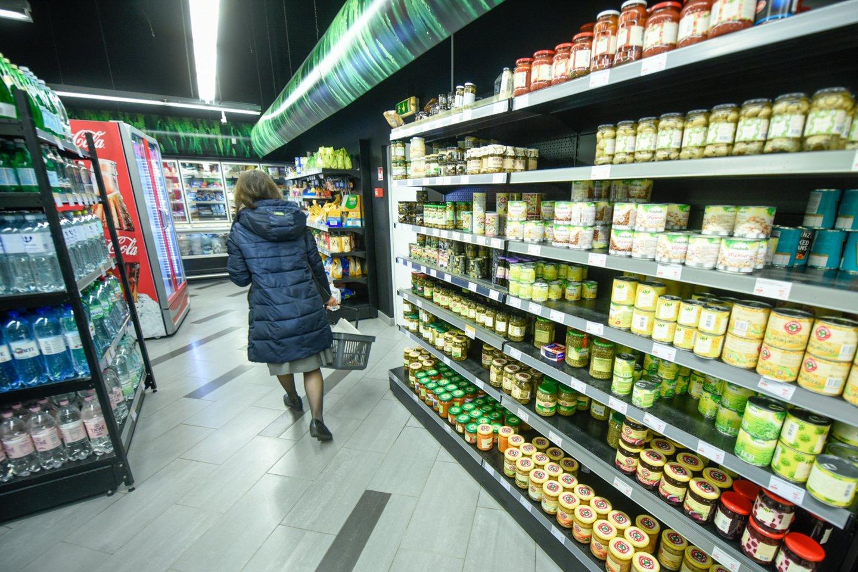 Pasaulines maisto kainas pučia ir epidemijos, ir kova su klimato kaita.<br>D.Umbraso nuotr.