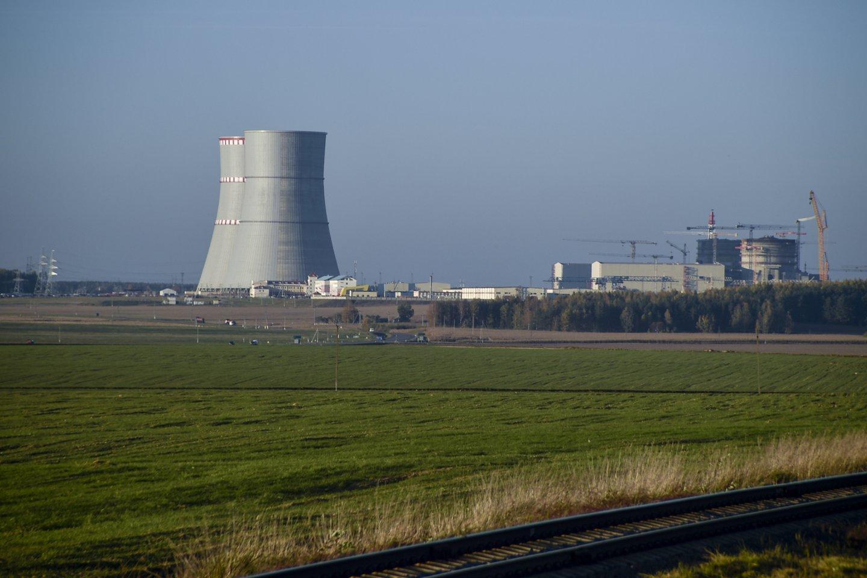 Baltarusija nori panaudoti likusią Rusijos valstybinės paskolos, skirtos Astravo atominei elektrinei statyti, likusią dalį, įskaitant ir karinių lėktuvų iš Rusijos pirkimui.<br>V.Ščiavinsko nuotr.