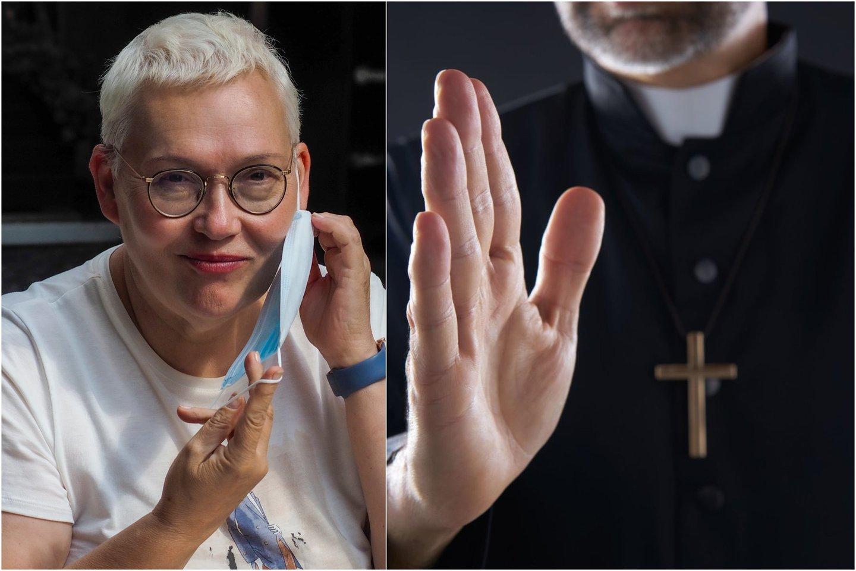 Neskleisdami meilės, mes, katalikai, skleidžiame neapykantą. Ir, deja, pati Bažnyčia pripažįsta, kad mums tai daugybę kartų labai neblogai pavyko.<br>Lrytas.lt koliažas