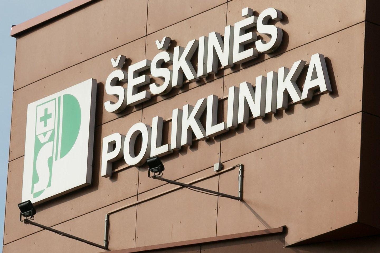 STT sulaikė Vilniaus Šeškinės poliklinikos ir Vilniaus klinikinės ligoninės vadovus.<br>T.Bauro nuotr.