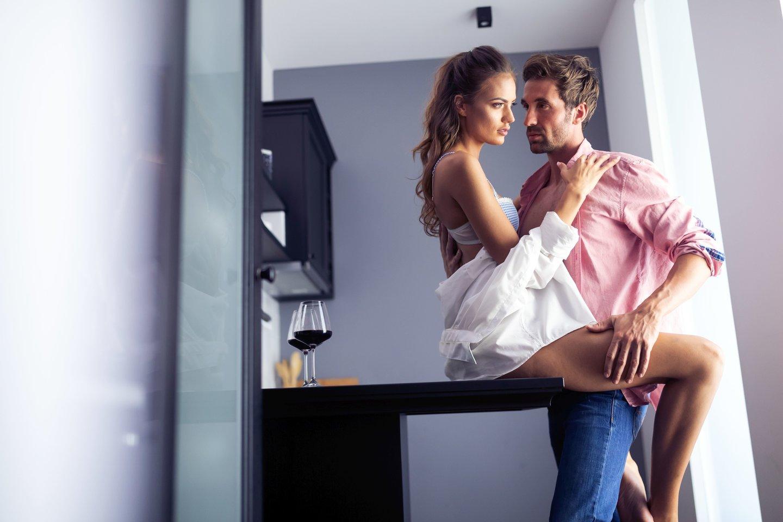 Vyrai sekso metu sudegina daugiau kalorijų nei moterys.<br>123rf nuotr.