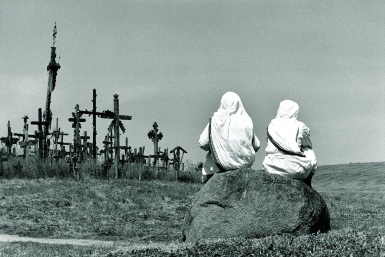 Kryžių kalnas. Gyvybės sodas. 2010.<br>E.Jurčys.