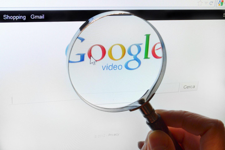 """JAV informacijos technologijų gigantė """"Google"""", valdoma """"Alphabet"""" korporacijos, pranešė nebekursianti naujų reklamos įrankių, pagrįstų tinklapių naršymo istorijomis.<br>123rf nuotr."""