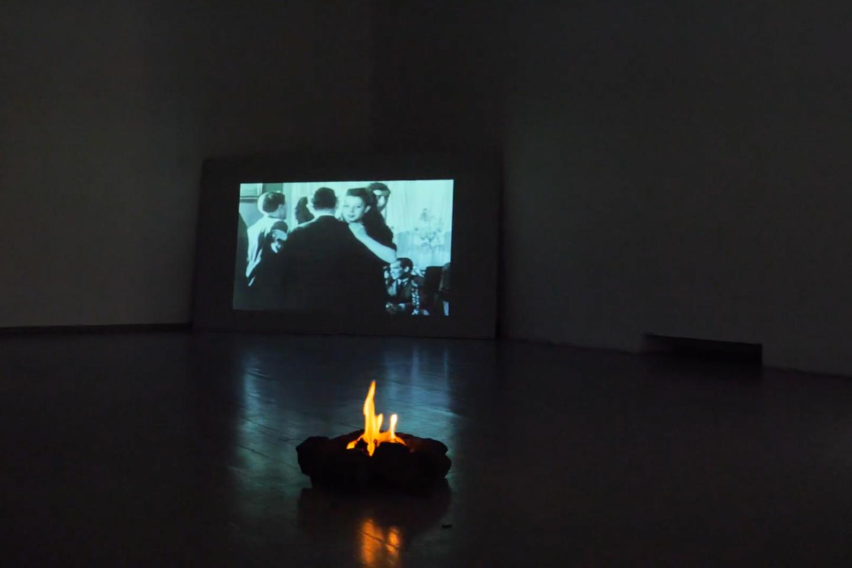 """Naujausia """"Vartų"""" paroda -Izraelio kuratoriaus Ory Dessau parengtas """"An Unfinished Project"""".<br>Galerijos archyvo nuotr."""