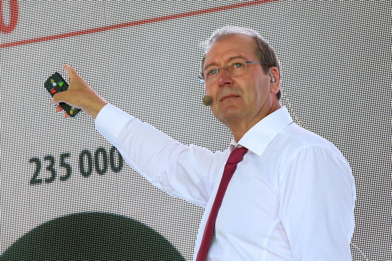 Viktoras Uspaskichas.<br>M.Patašiaus nuotr.