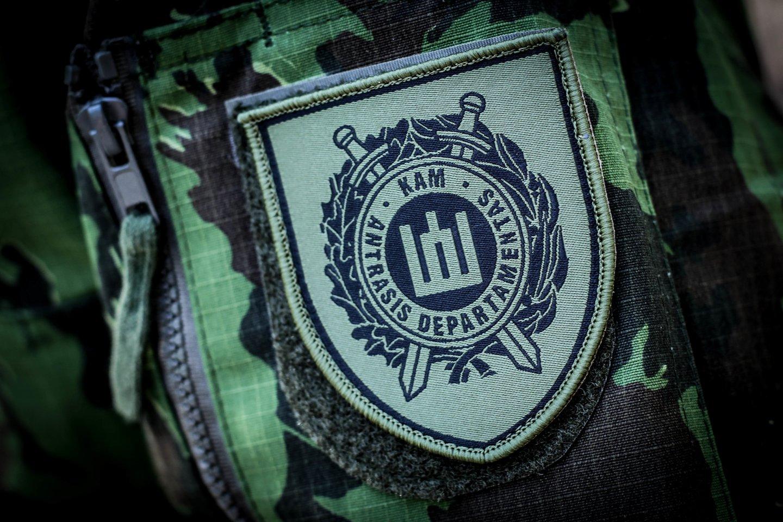VSD parengė grėsmių nacionaliniam saugumui vertininimą.<br>V.Balkūno nuotr.