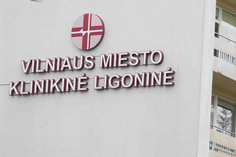 Trečiadienį buvo sulaikyti ir įtarimų sulaukė Šeškinės poliklinikos direktorė Daiva Kanopienė ir Vilniaus klinikinės ligoninės vadovas Narimantas Markevičius.<br>T.Bauro nuotr.