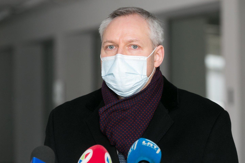 Generalinė prokuratūra paviešino daugiau detalių apie tyrimą.<br>T. Bauro nuotr.