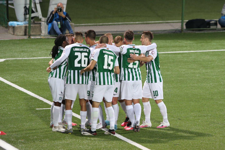 Vilniaus klubas pateko į koronaviruso spąstus.<br>R.Danisevičiaus nuotr.