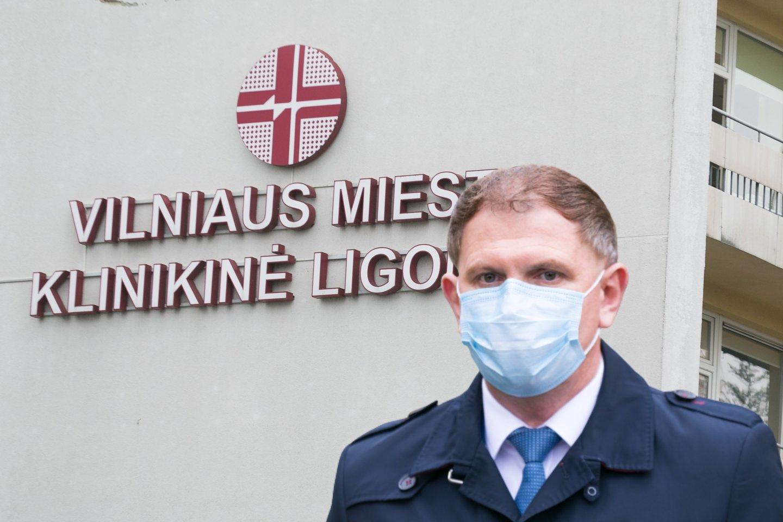 N.Markevičius spėjo išeiti atostogų.