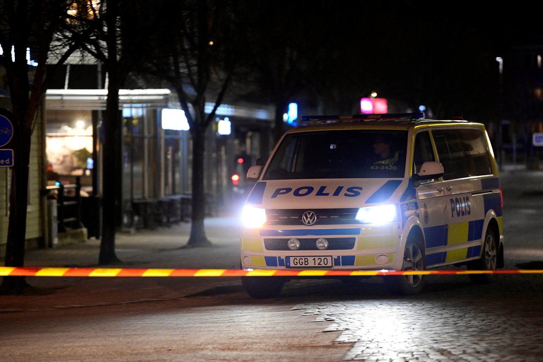 Išpuolis Švedijoje.<br>Reuters/Scanpix nuotr.