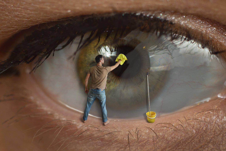 Katarakta laikoma viena dažniausių akių ligų. Tačiau medikai iki galo dar nesupranta ją sukeliančių procesų.<br>123rf.com nuotr.