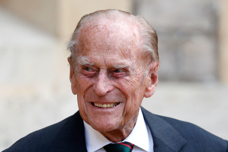 Princas Philipas.<br>Scanpix/AFP nuotr.