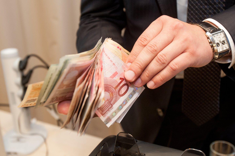 Už nuslėptus mokesčius gavo 6 tūkst. eurų baudą.<br>D.Umbraso nuotr.
