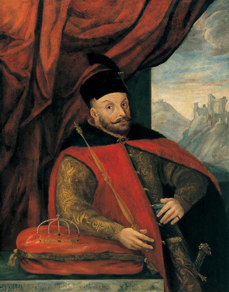 Lietuvos didysis kunigaikštis ir Lenkijos karalius Steponas Batoras.<br>Organizatorių nuotr.