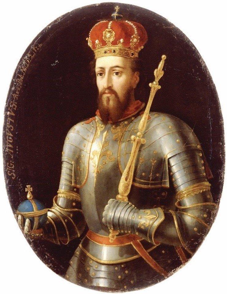 Lietuvos didysis kunigaikštis ir Lenkijos karalius Žygimantas Augustas.<br>Organizatorių nuotr.