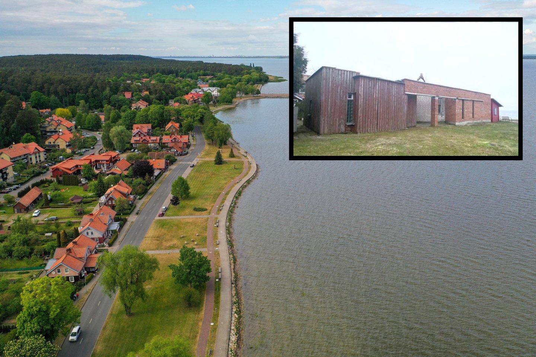 Už 30 kv. m neveikiančio viešojo tualeto pastatą – daugiau nei 2 mln. eurų. Toks pasiūlymas buvo pateiktas varžytynėse internetu.<br>lrytas.lt montažas