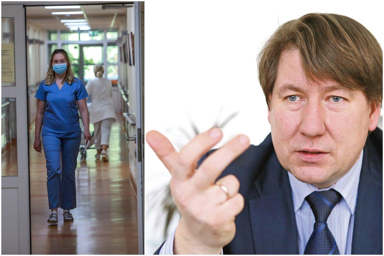Akmenės rajono valdžia pradėjo medikų viliotinį – gydytojams už apsisprendimą persikelti čia dirbti politikai jau siūlo iki 95 tūkst. eurų.<br>lrytas.lt koliažas