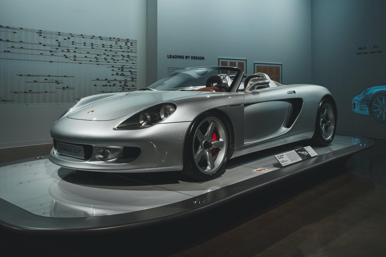 """""""Porsche"""" vardas nuo seniausių laikų yra siejamas su automobilių sportu.<br>www.unsplash.com nuotr."""