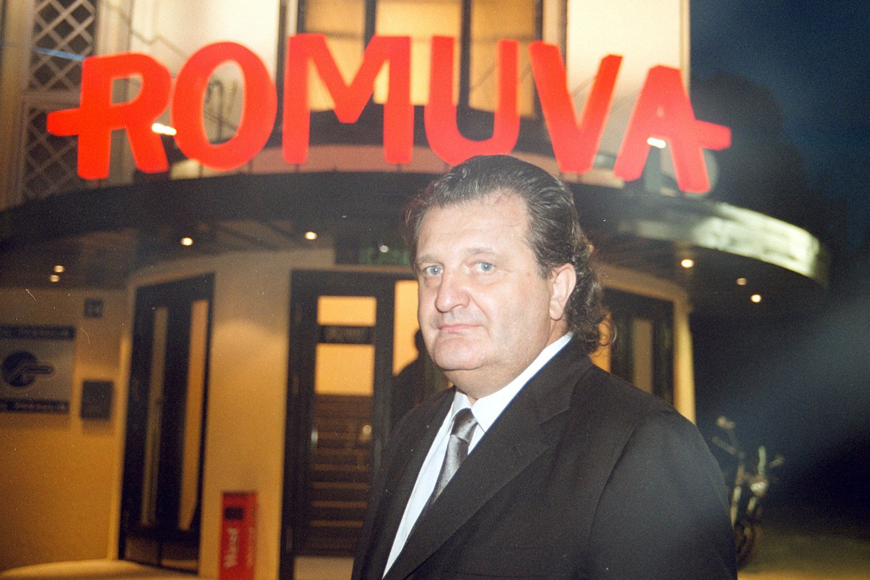 2007 m. Š.Kalmanovičius.<br>LR archyvo nuotr.
