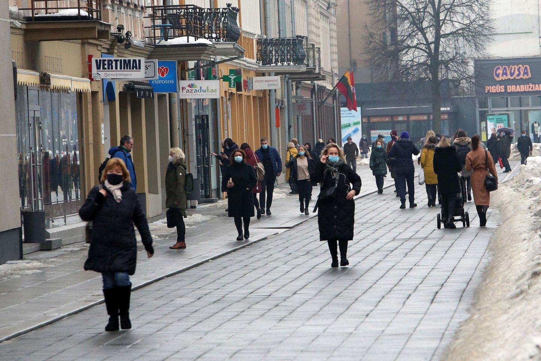 Atlyginimų vidurkis Lietuvoje turėtų kilti ir šiemet.<br>M.Patašiaus nuotr.