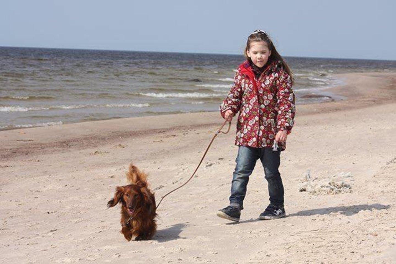 Po avarijos pareigūnai apkaltino ne įtakingo verslininko sūnų, o dukros netekusią alytiškę J.Jankauskienę.<br>Nuotr. iš šeimos albumo.