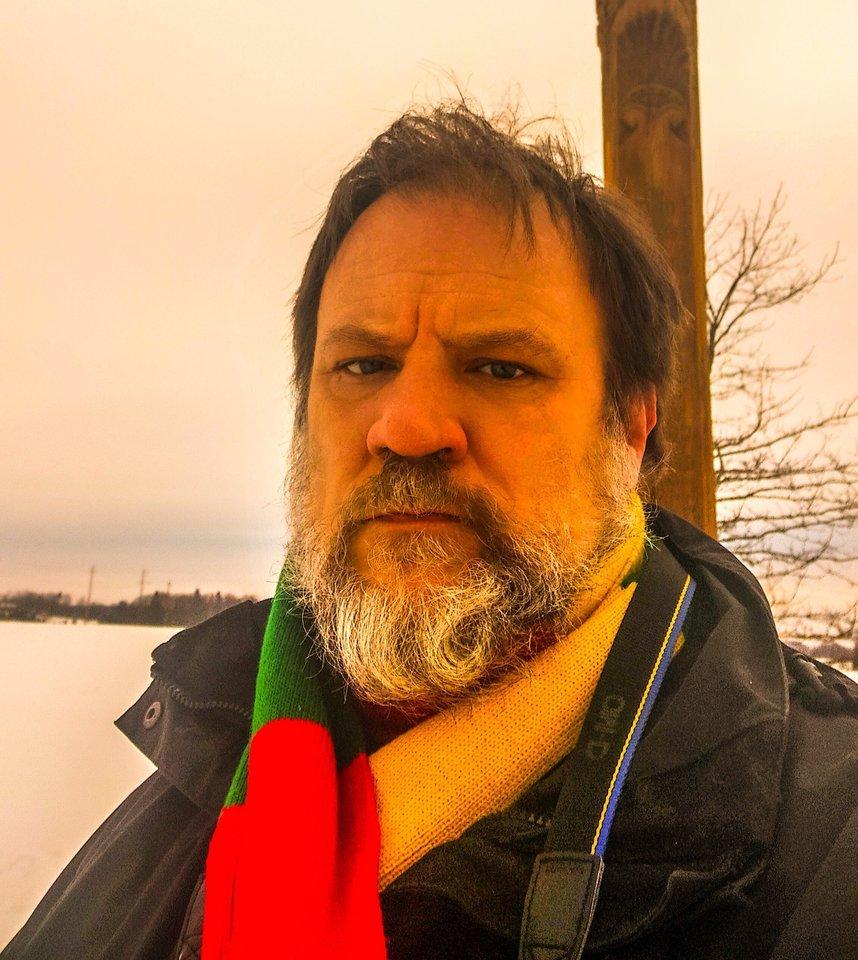 Erlandas Paplauskis, Pajūrio regioninio parko ekologas.<br>Asmeninio archyvo nuotr.