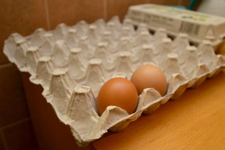 kiaušiniai<br>Lietuvos ryto archyvo nuotr.