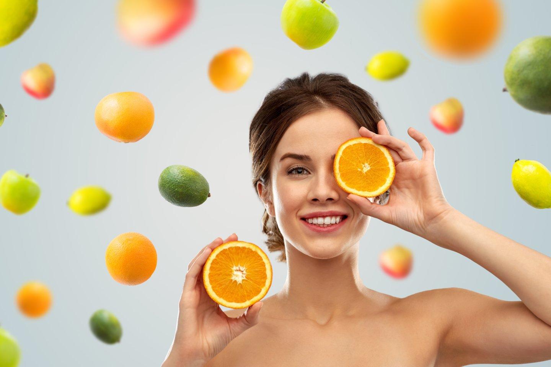 Gerai subalansuota ir sveika mityba gali padėti akis išlaikyti sveikas, sumažina įvairių sutrikimų išsivystymo riziką.<br>123rf.com nuotr.