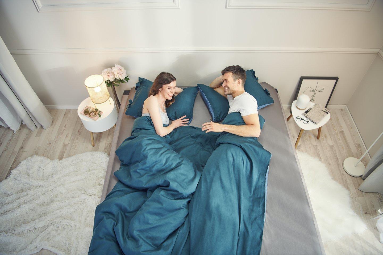 Kokybiškas miegas – būtinybė.<br>Partnerio nuotr.