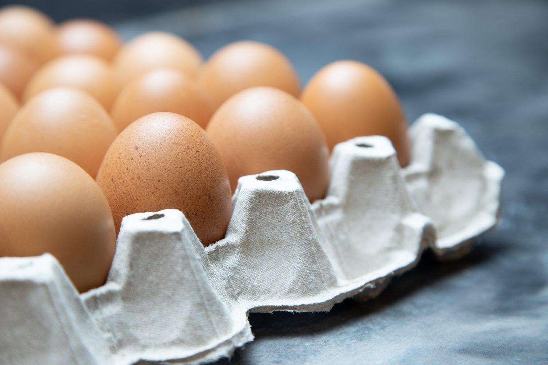 Profesorius pabrėžė, kad labai svarbu atkreipti dėmesį į tai, kaip yra valgomas kiaušinis.<br>123rf.com asociatyvi nuotr.