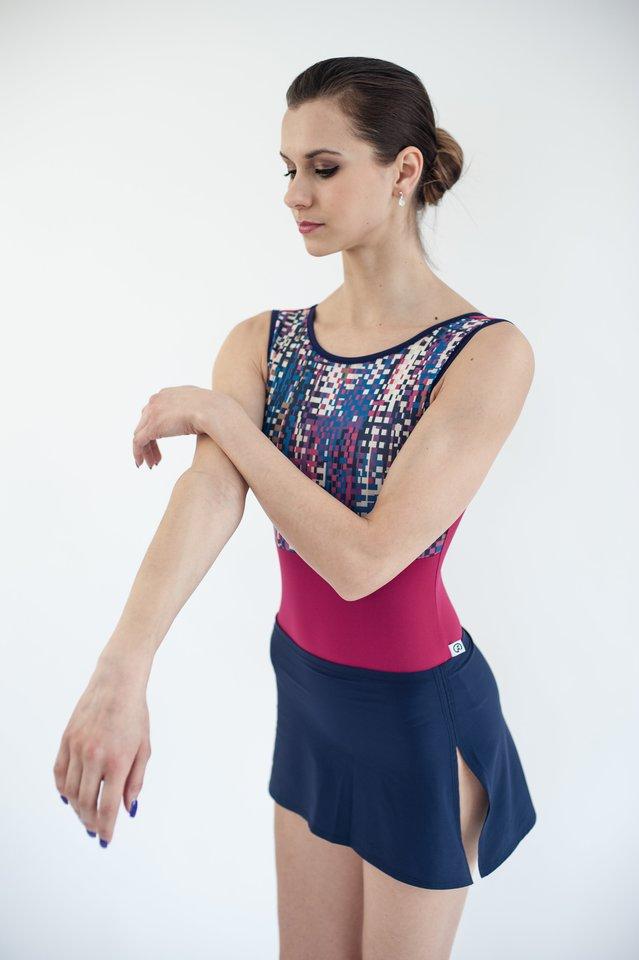 Lietuvos nacionalinio operos ir baleto teatro balerinos Gretos Gylytės sukurta drabužių linija tarp baleto artistų labai populiari, o jos veidas – pati Greta.<br>Asmeninio albumo nuotr.