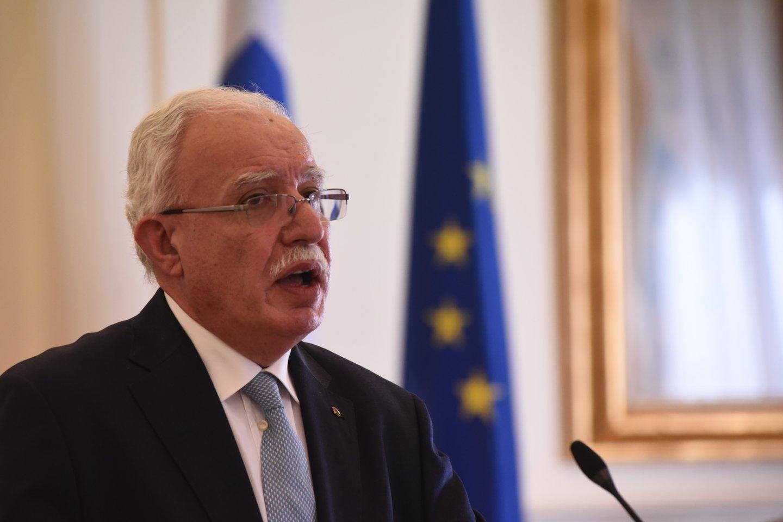 Graikijos užsienio reikalų ministras Nikas Dendijas kitą mėnesį vyks reto vizito į Ankarą.<br>ZUMA Press/Scanpix nuotr.