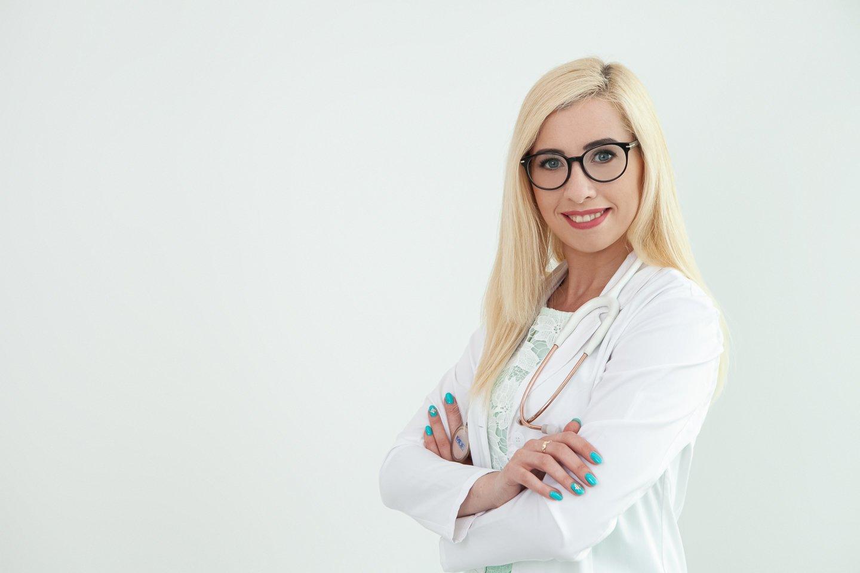 Kristina Lebedevaitė<br>Pranešimo spaudai nuotr.